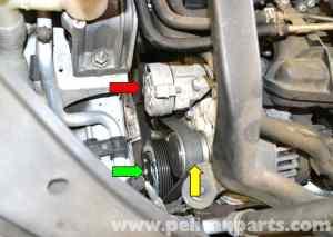 Volkswagen Golf GTI Mk V Belt Tensioner Replacement (20062009)  Pelican Parts DIY Maintenance