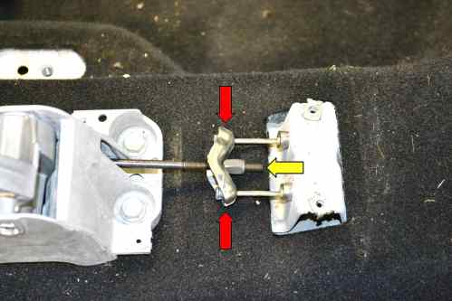 small resolution of cable adjustment cable adjustment is only necessary when replacing the brake cable calipers or