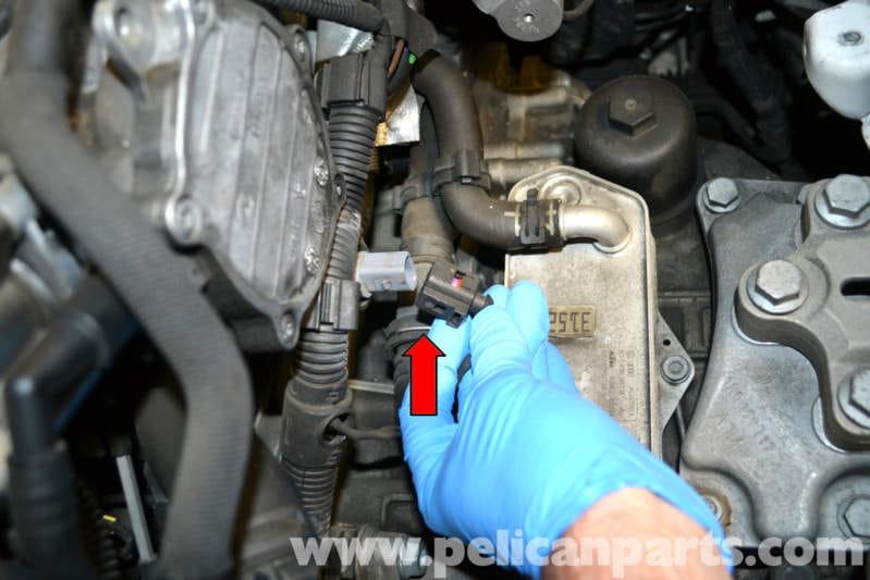 2014 Vw Gti Engine Parts Diagram Volkswagen Golf Gti Mk V Coolant Temperature Sensor