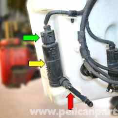 Vw Golf Mk5 Abs Wiring Diagram Edelbrock 4 Barrel Carburetor Volkswagen Gti Mk V Windshield Washer Reservoir Pump And Level Large Image Extra
