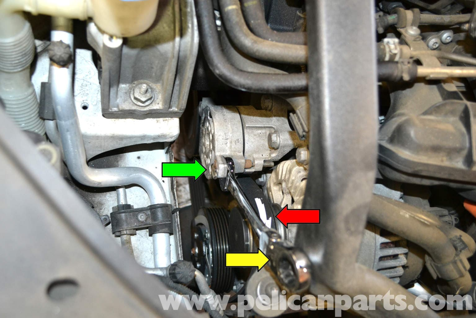 I Fuse Diagram Volkswagen Golf Gti Mk V Thermostat Replacement 2006 2009