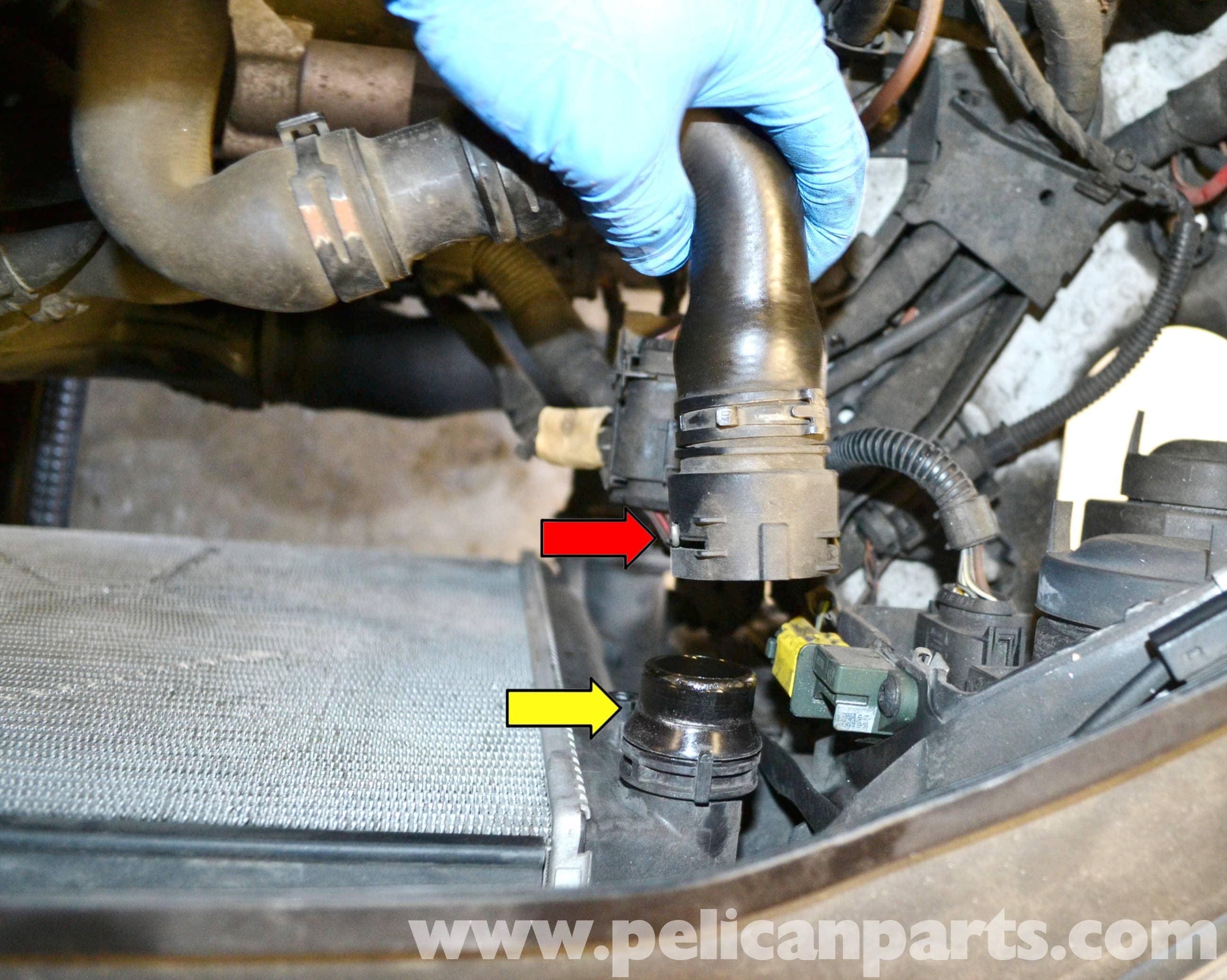 2008 Tahoe Fuel Filter Location Volkswagen Golf Gti Mk V Radiator And Coolant Hose