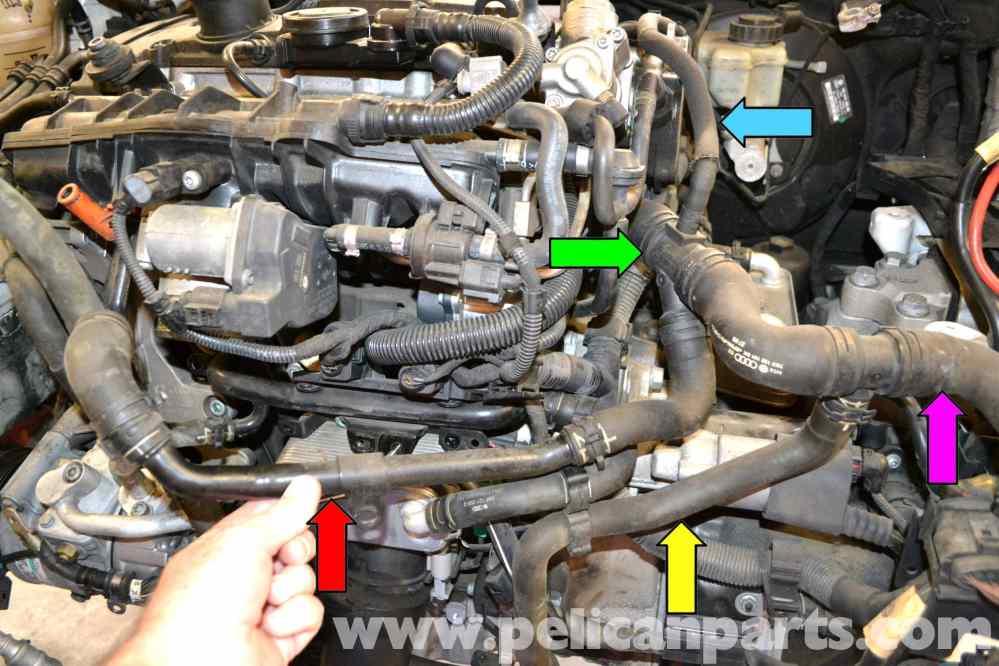 medium resolution of large image extra large image this photo illustrates where the coolant