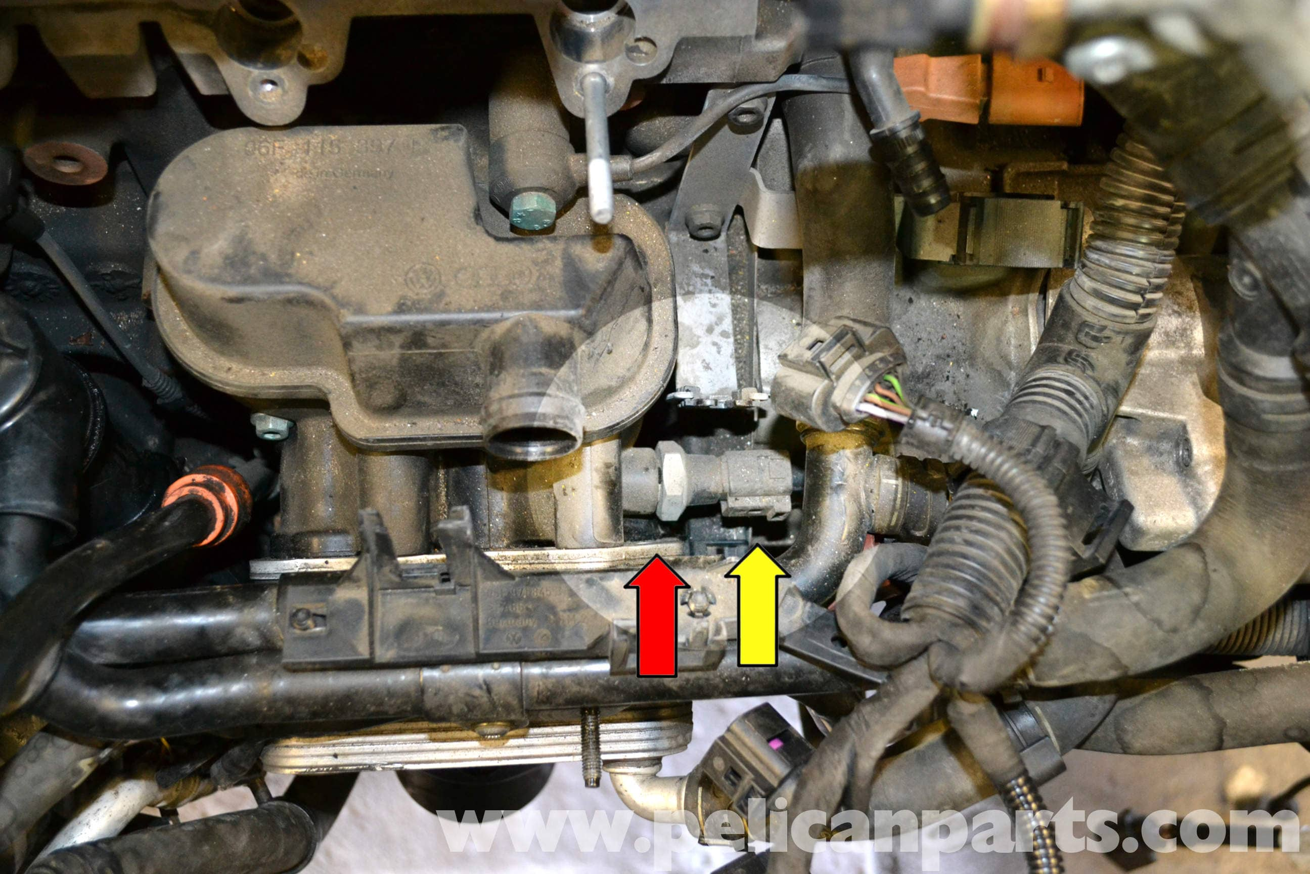 O2 Sensor Wiring Diagram Is The Stock That Volkswagen Golf Gti Mk V Oil Pressure Switch Replacement