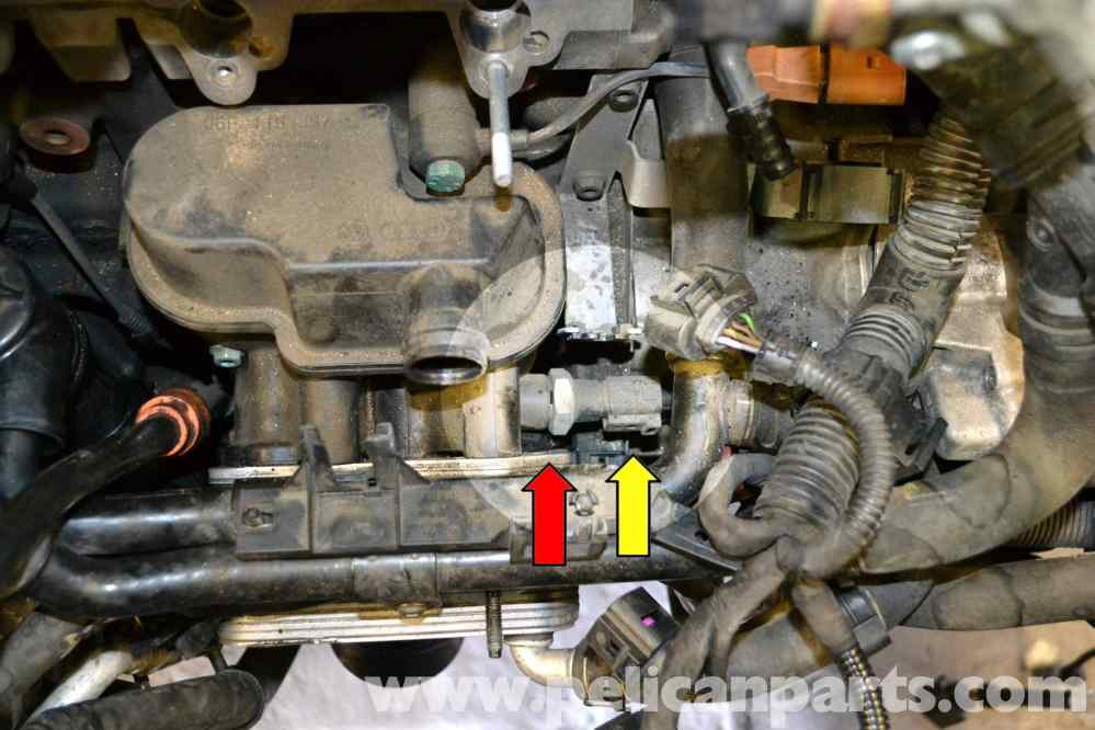 medium resolution of volkswagen golf gti mk v oil pressure switch replacement 2006 2009 spark plugs replacement on fuel cut off oil pressure switch diagram