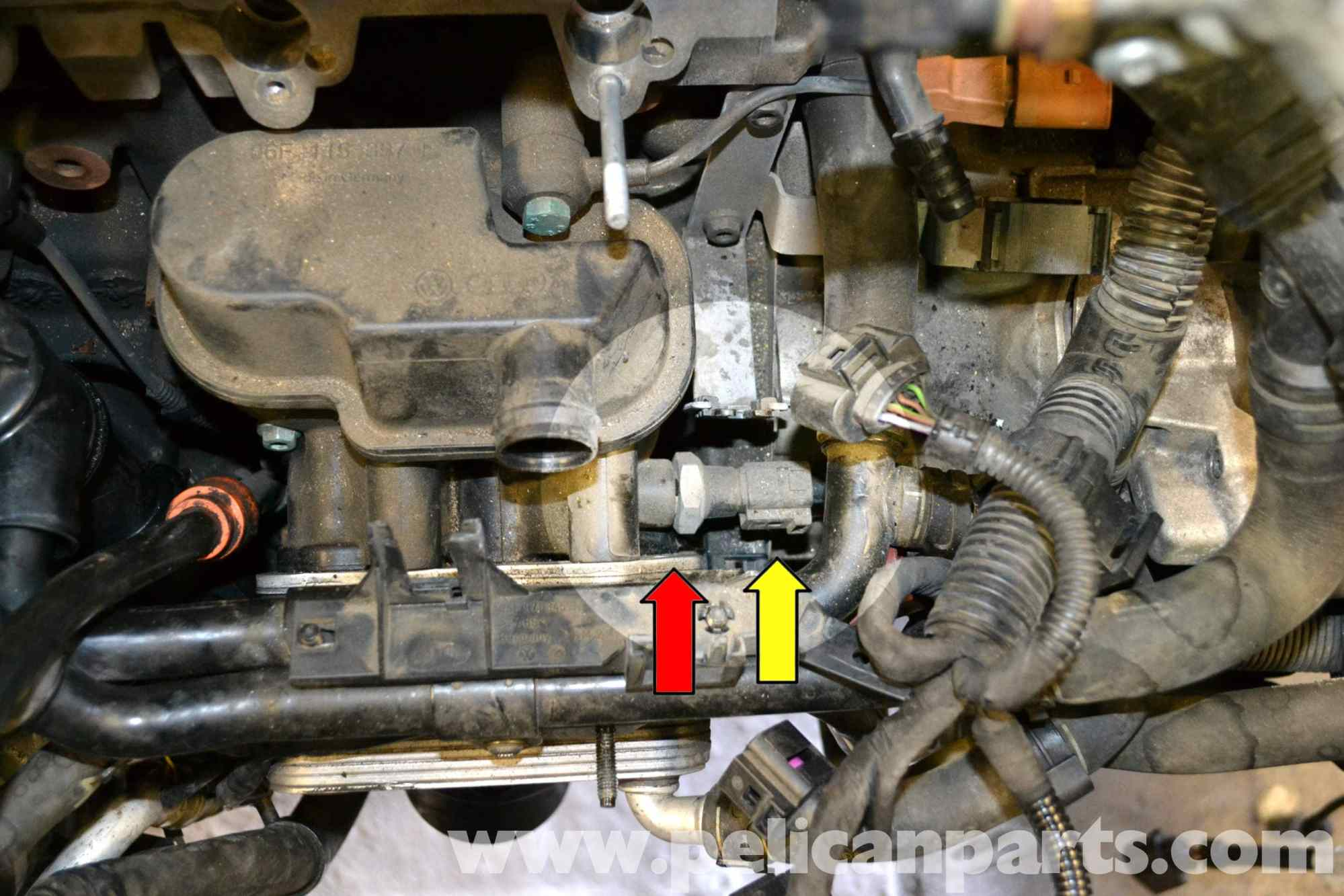 hight resolution of volkswagen golf gti mk v oil pressure switch replacement 2006 2009 spark plugs replacement on fuel cut off oil pressure switch diagram