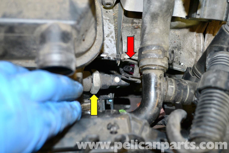 fuel pressure gauge wiring diagram 2003 ford focus volkswagen golf gti mk v oil switch replacement (2006-2009) - pelican parts diy ...