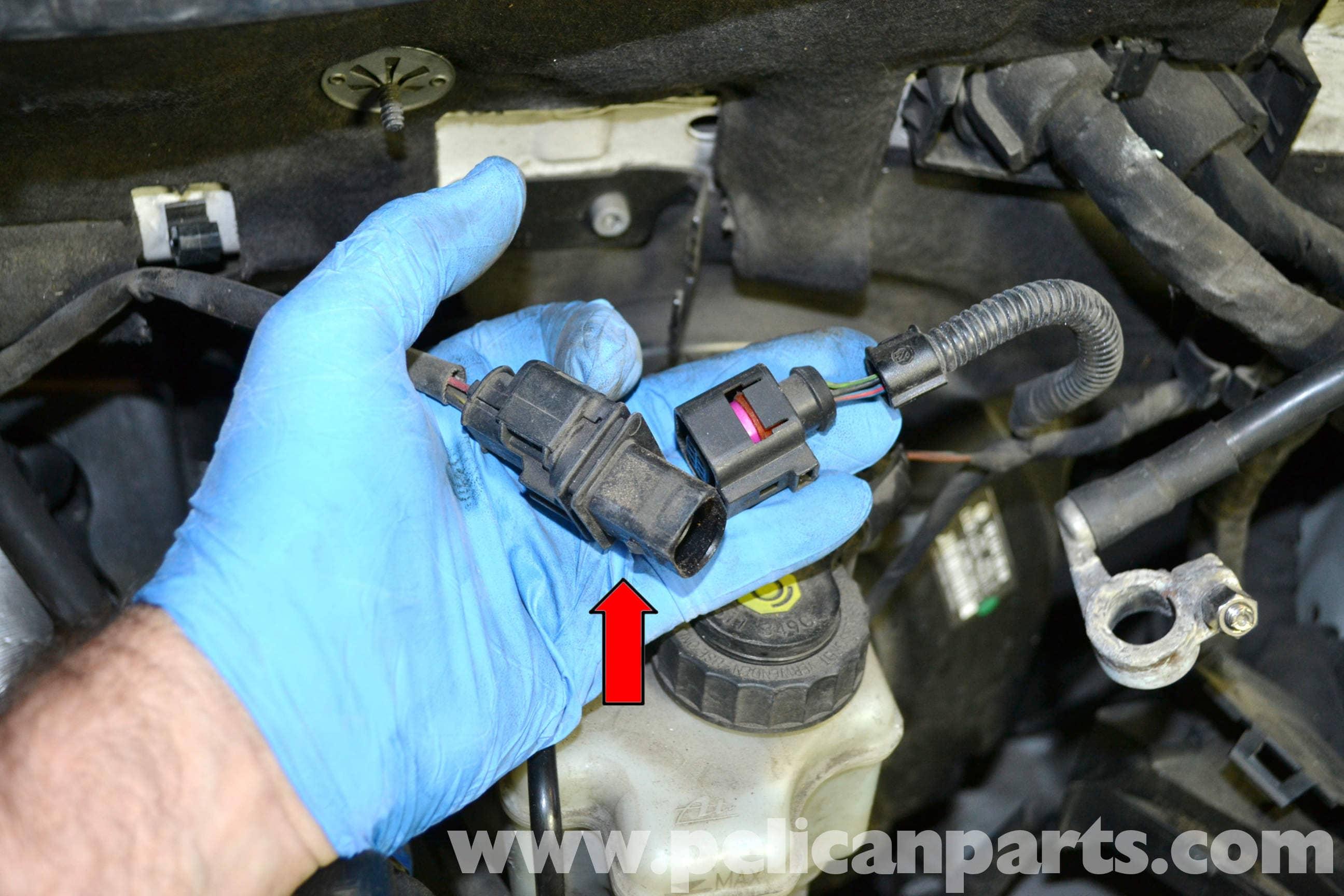 vw golf mk5 abs wiring diagram tigerz11 winch solenoid volkswagen gti mk v oxygen sensor replacement 2006