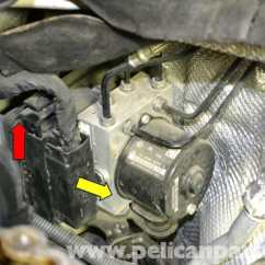 2006 Volkswagen Jetta Wiring Diagram Simplicity Riding Lawn Mower Golf Gti Mk V Abs Control Module Replacement (2006-2009) - Pelican Parts Diy ...
