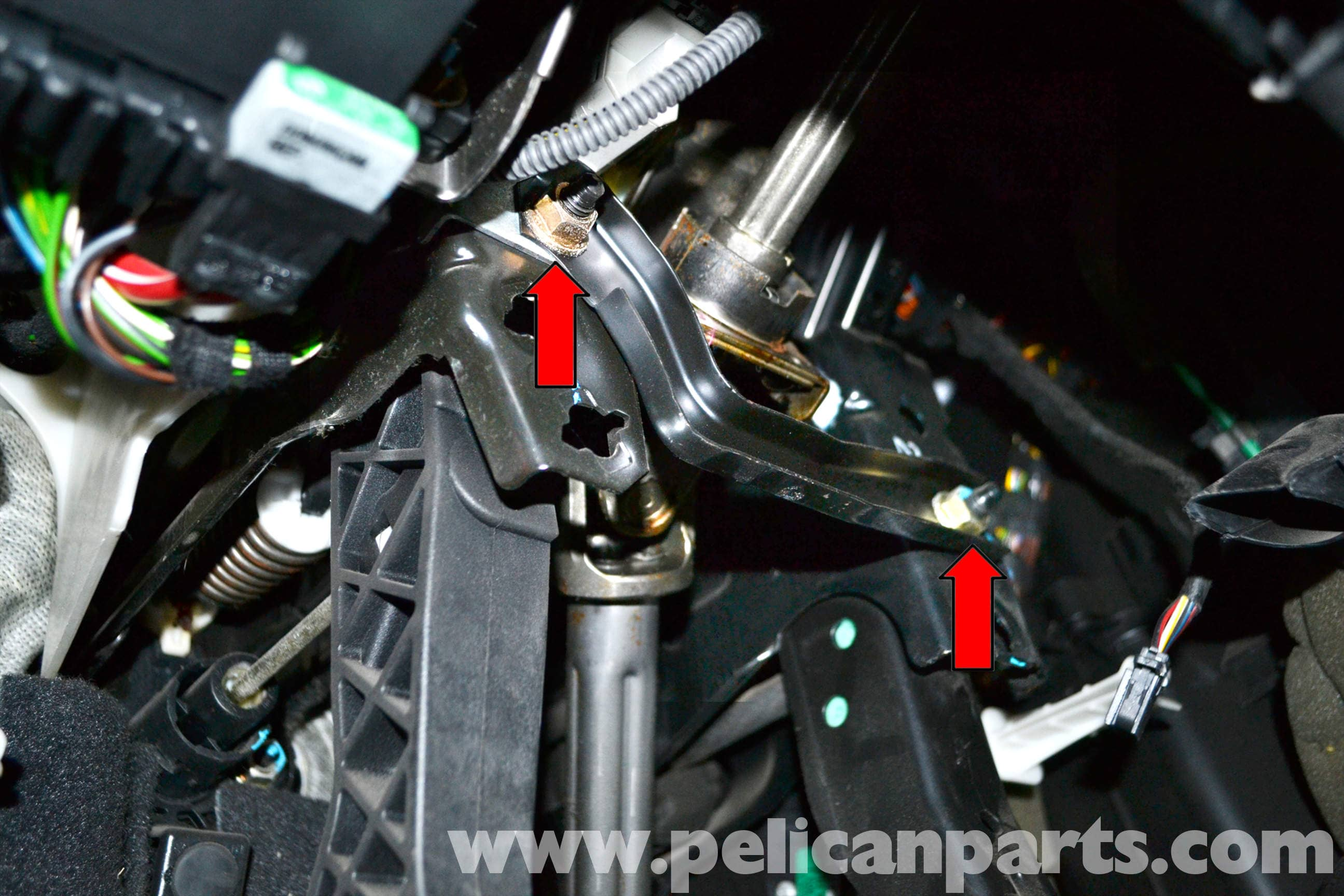 2011 Mustang Headlight Wiring Diagram Volkswagen Golf Gti Mk V Brake Booster Replacement 2006