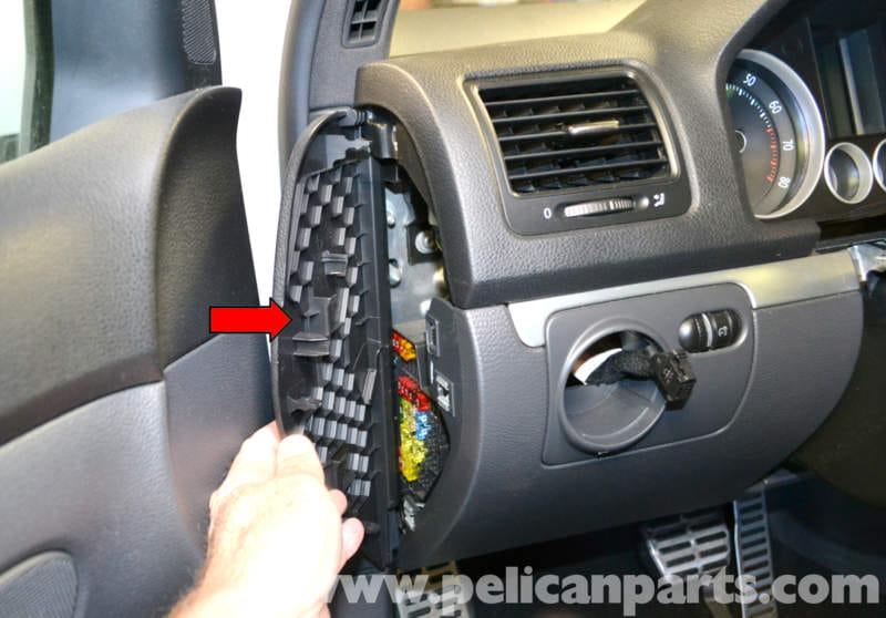 2013 Volkswagen Beetle Fuse Box Volkswagen Golf Gti Mk V Headlight Dimmer Switch