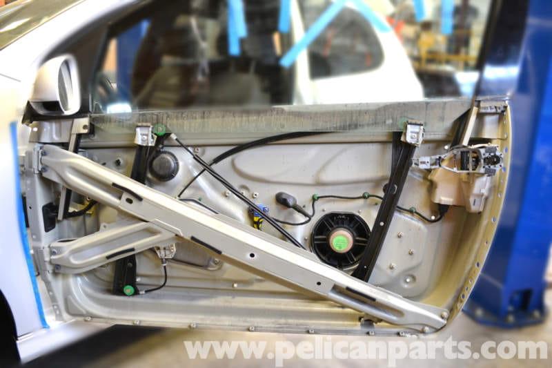 Vw Tiguan Fuse Diagram Volkswagen Golf Gti Mk V Front Door Skin Removal 2006