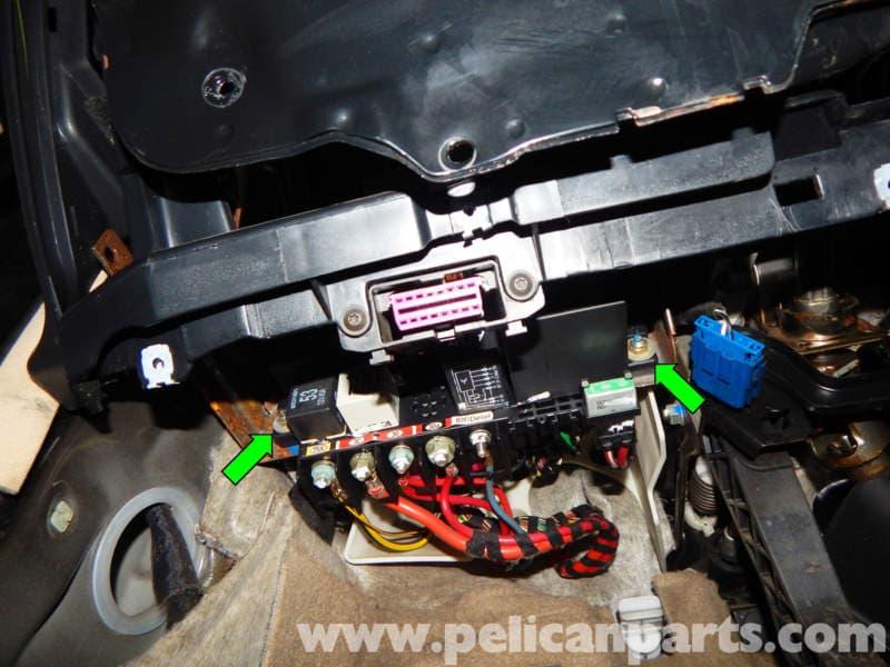 2013 Volkswagen Beetle Fuse Box Volkswagen Jetta Mkiv Relay Panel Access And Relay