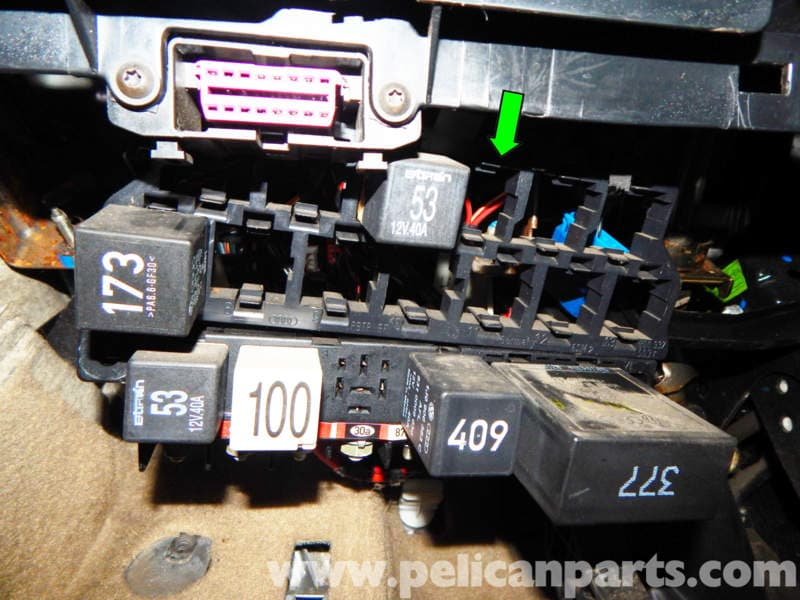 2013 Vw Hybrid Fuse Diagram Volkswagen Jetta Mkiv Relay Panel Access And Relay