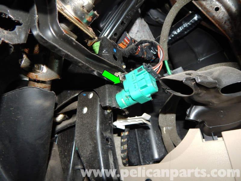 98 Jetta Fuse Diagram Volkswagen Jetta Mk4 Brake Light Switch Replacement