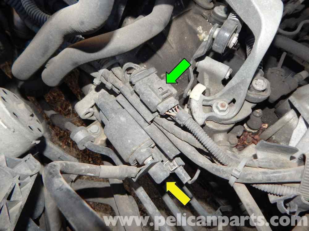 medium resolution of volkswagen jetta mk4 starter replacement jetta mk4 2 0l 1998 2005jetta starter schematic 6
