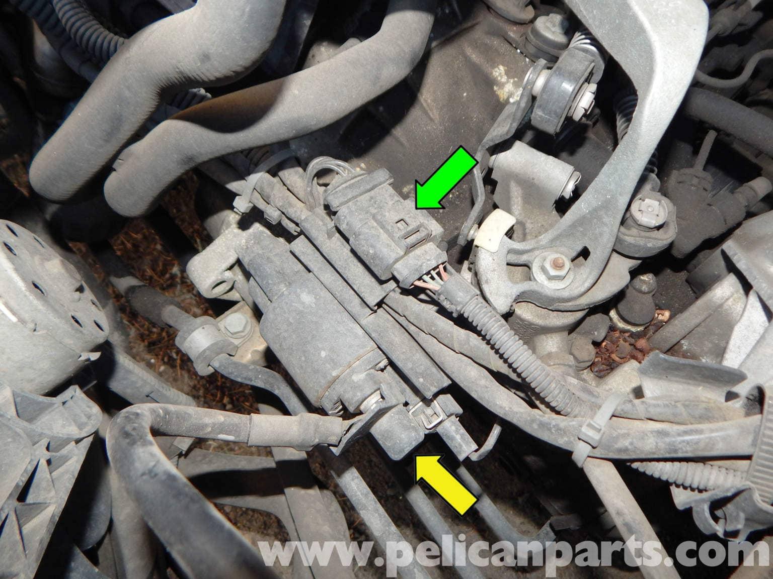 hight resolution of volkswagen jetta mk4 starter replacement jetta mk4 2 0l 1998 2005jetta starter schematic 6