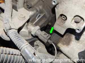 Volkswagen Jetta Mk4 Oil Pressure Sender Replacement