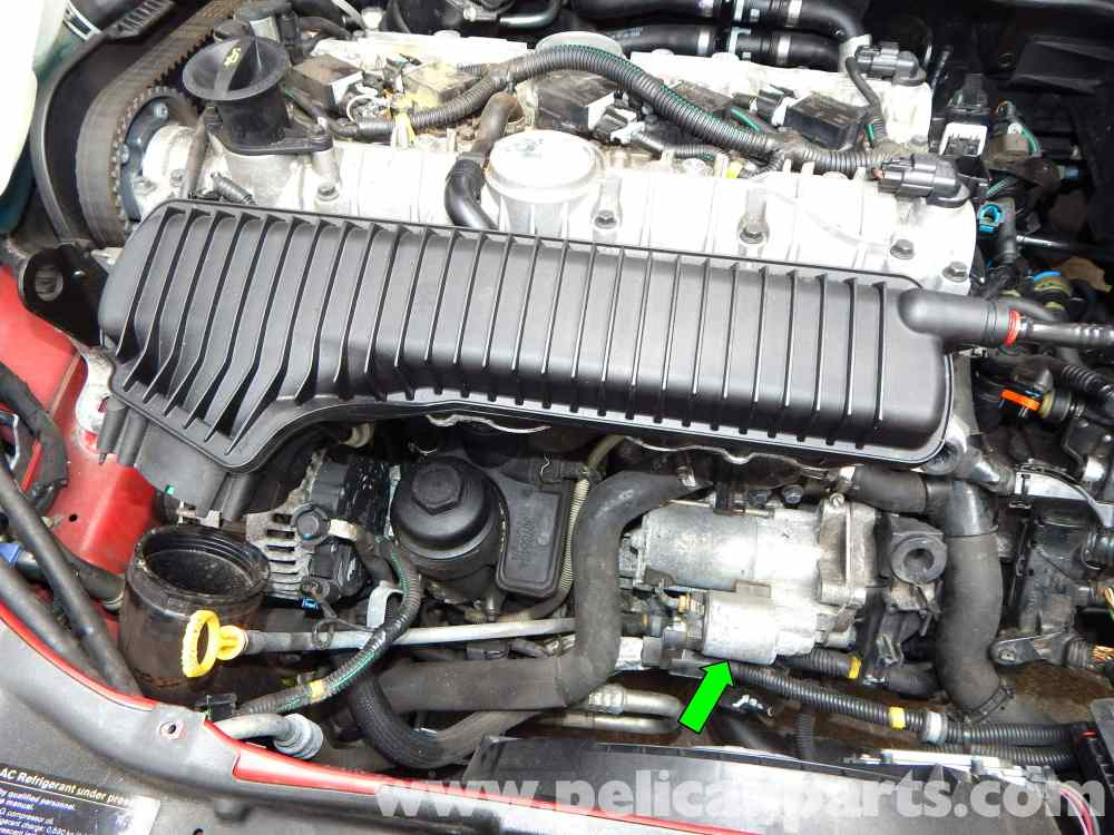 medium resolution of large image extra large image volvo c30 starter replacement