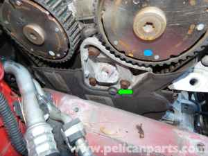 Volvo C30 Timing Belt Replacement (20072013)  Pelican Parts DIY Maintenance Article