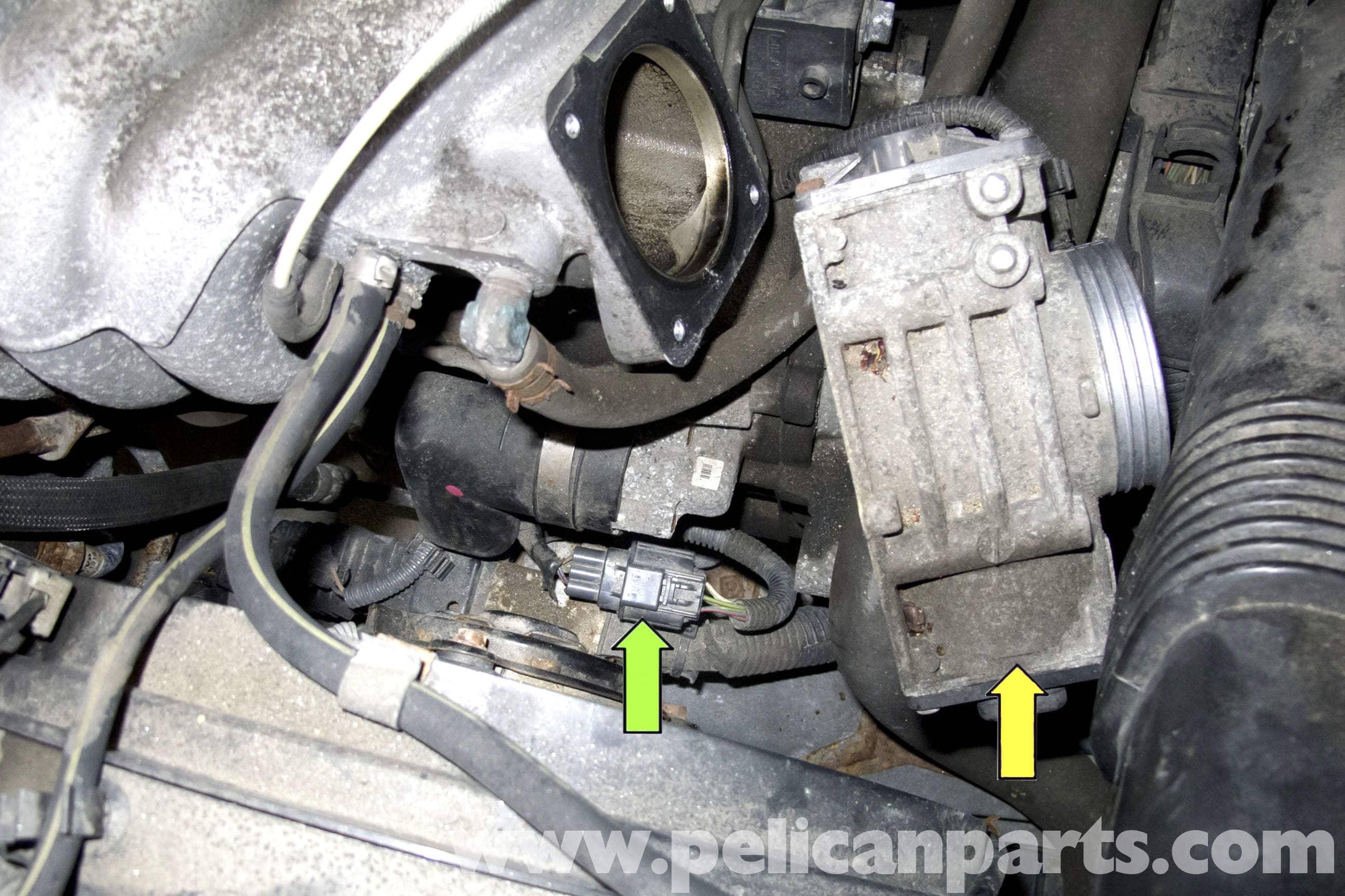 2006 Volvo Xc90 Wiring Diagram Volvo V70 Throttle Housing Replacement 1998 2007