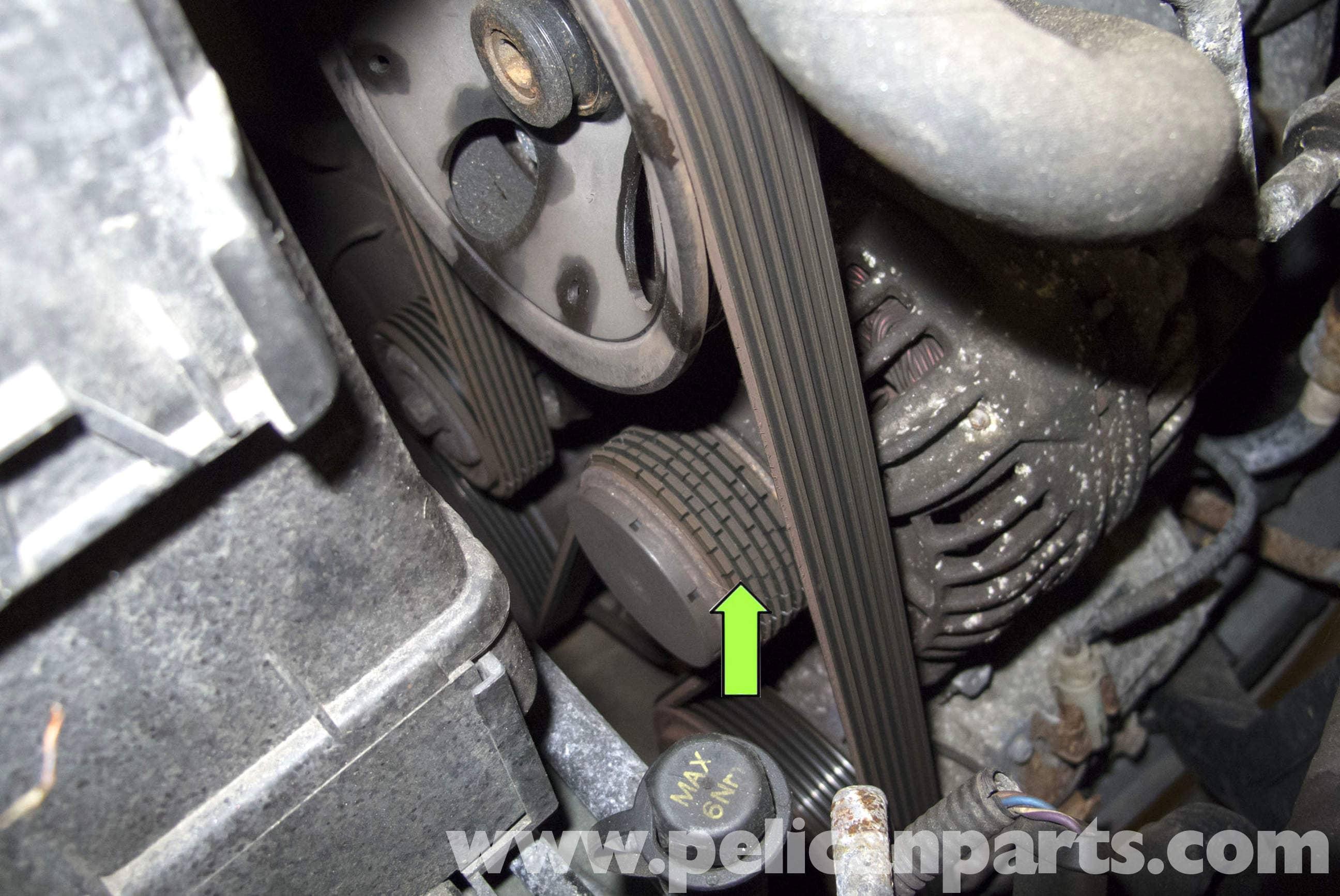 2006 Volvo Xc90 Wiring Diagram Volvo V70 Drive Belt Replacement 1998 2007 Pelican
