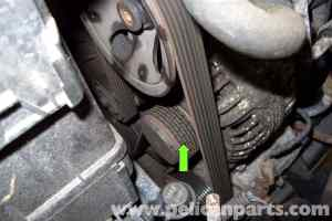 Volvo V70 Drive Belt Replacement (19982007)  Pelican Parts DIY Maintenance Article