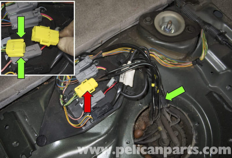 1999 volvo v70 stereo wiring diagram lennox gas furnace abs wheel speed sensor replacement (1998-2007) - pelican parts diy maintenance article