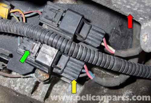 small resolution of volvo v70 camshaft position sensor replacement 1998 2007 pelican large image volvo v60 paint code position wiring