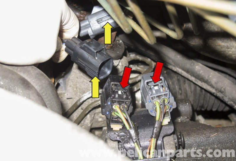 2007 Volvo Xc70 Wiring Diagram Volvo V70 Oxygen Sensor Replacement Normally Aspirated