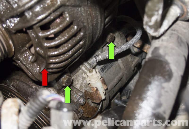 Ac Pressure Switch Wiring Diagram Volvo V70 Alternator Replacement 1998 2007 Pelican