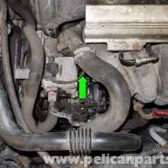 Isuzu Alternator Wiring Diagram Hpm Switch Light Volvo V70 Coolant Temperature Sensor Testing And Replacement (1998-2007) - Pelican Parts Diy ...