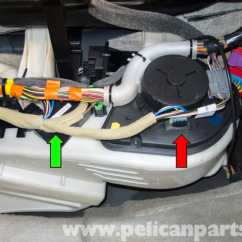 Volvo Xc90 Wiring Diagram 2006 F150 4x4 V70 Blower Motor And Resistor Testing (1998-2007) - Pelican Parts Diy Maintenance Article