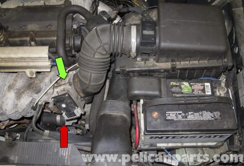 2005 Volvo Xc90 Fuse Diagram Volvo V70 Starter Replacement 1998 2007 Pelican Parts