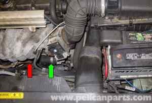 Volvo V70 Oil Pressure Sensor Replacement (19982007