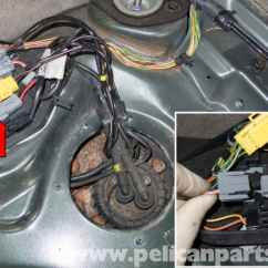 Volvo Xc90 Wiring Diagram Opel Astra H V70 Fuel Pump Replacement (1998-2007) - Pelican Parts Diy Maintenance Article