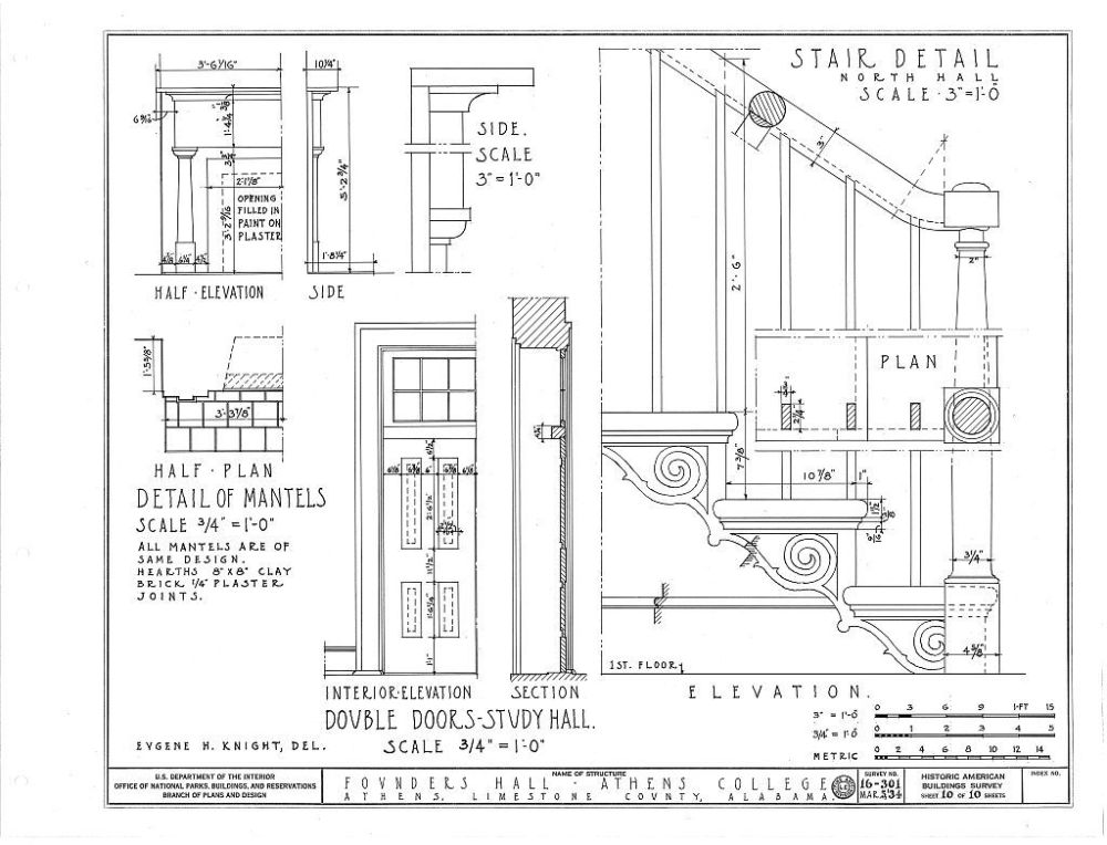 medium resolution of athens college founder s hall beaty street athens limestone county