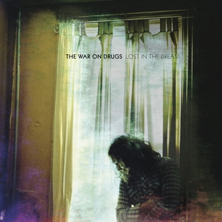Album cover of Lost in the Dream by The War on Drugs