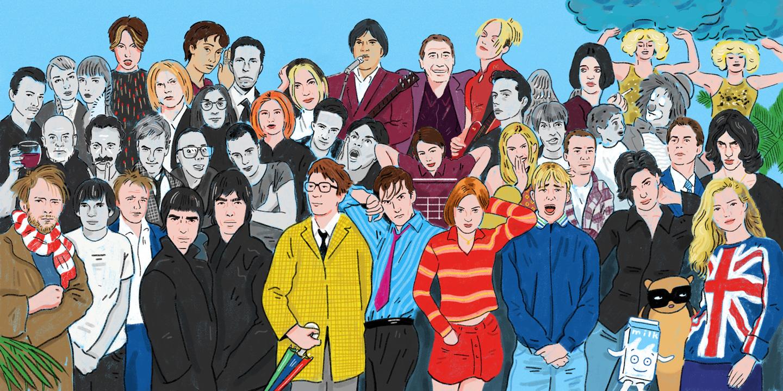 The 50 Best Britpop Albums  Pitchfork