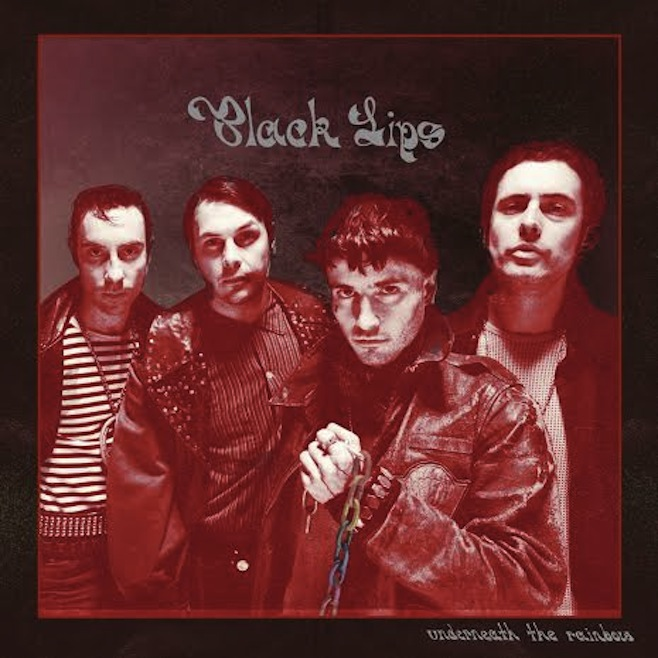 Black Lips Announce Tour, Share Underneath the Rainbow Album Cover