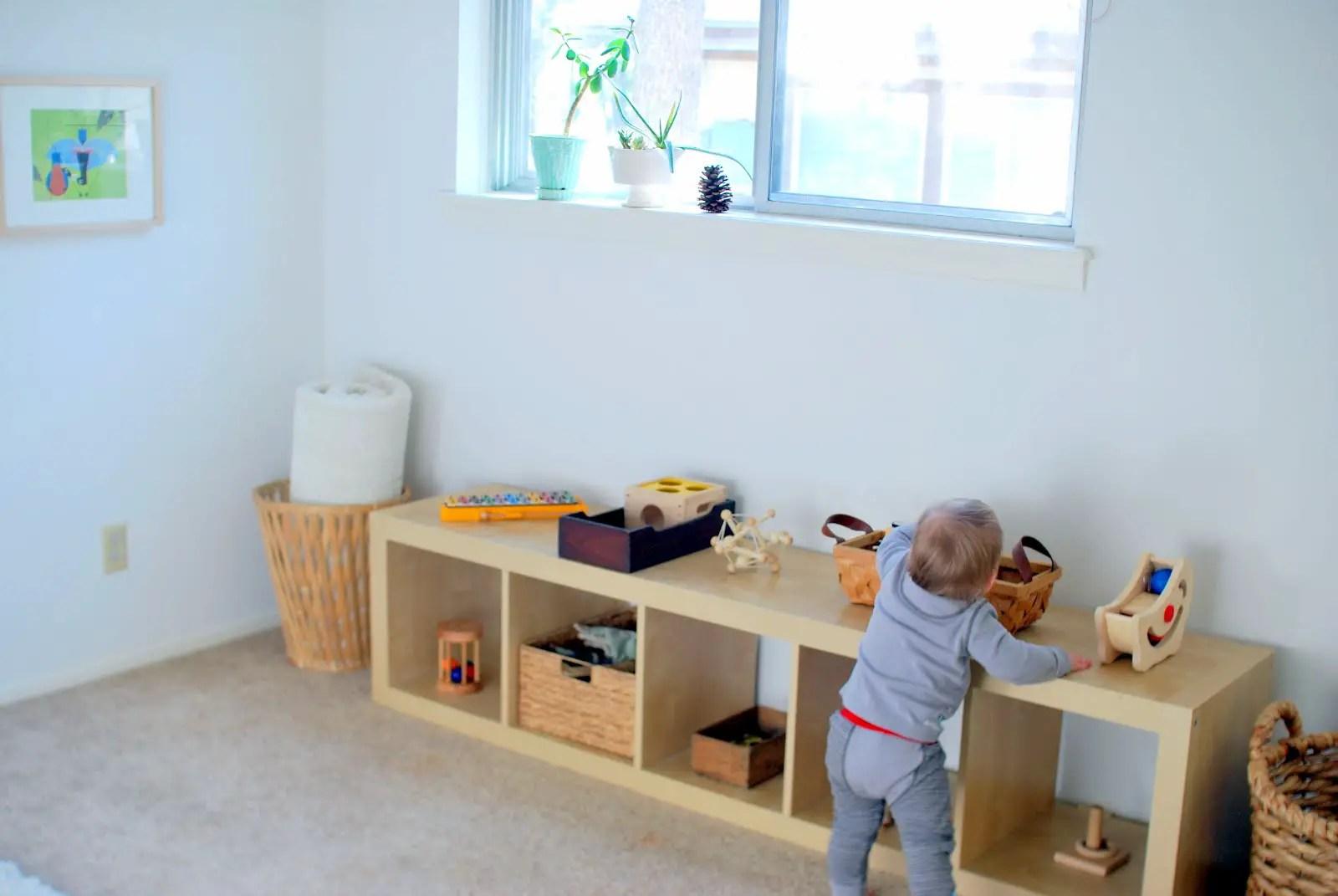 Habitaciones Montessori Gua ideas y propuestas