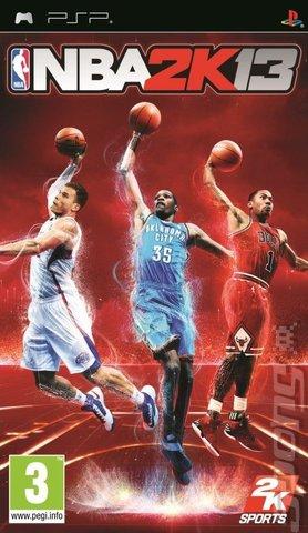 NBA 2K13 PSP   - NBA 2K13 (USA) PSP ISO CSO