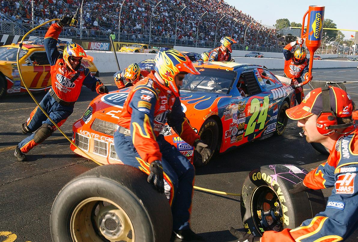 Image result for nascar pit crew