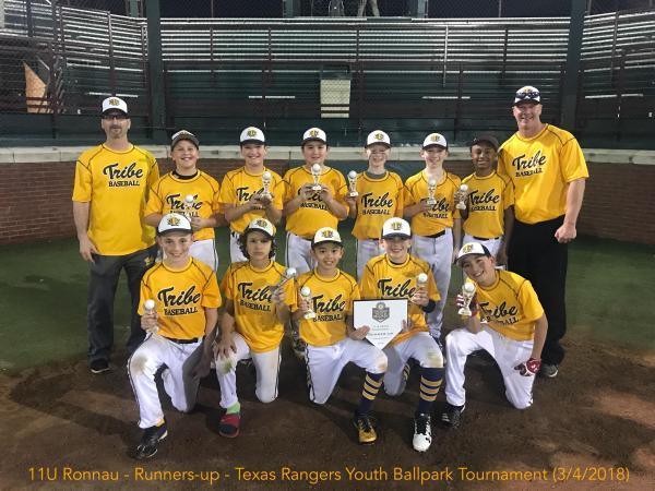 Montgomery Texas Tribe Baseball