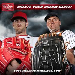 breaking in your glove