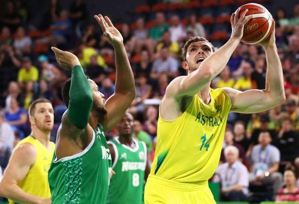 Australian Boomers Canada Commonwealth Games Men Basketball Gold Medal Match Live Scores