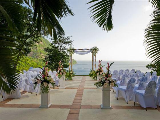 Sugar Beach A Viceroy Resort St Lucia Caribbean Wedding