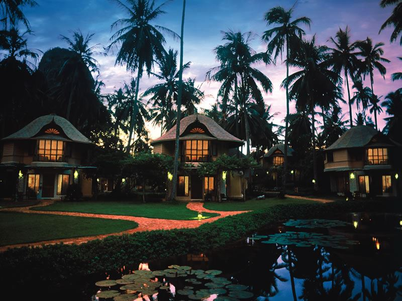 Top 10 Luxury Hotels In Thailand Far East Asia Travel