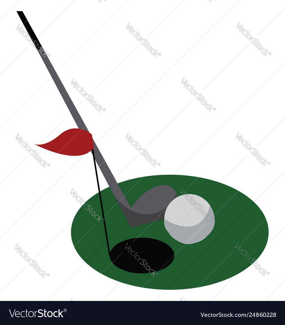hight resolution of golfing clipart