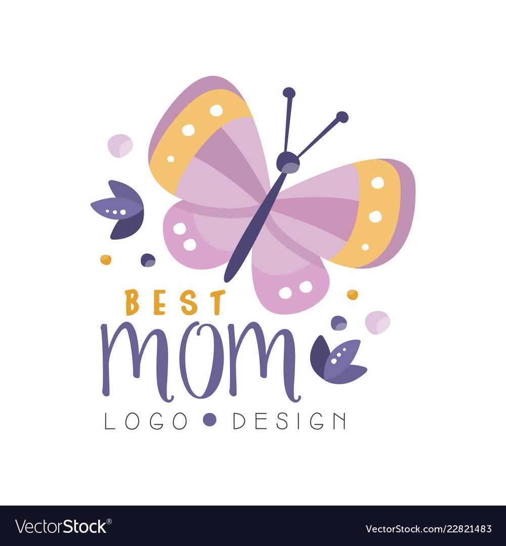 best mom logo design